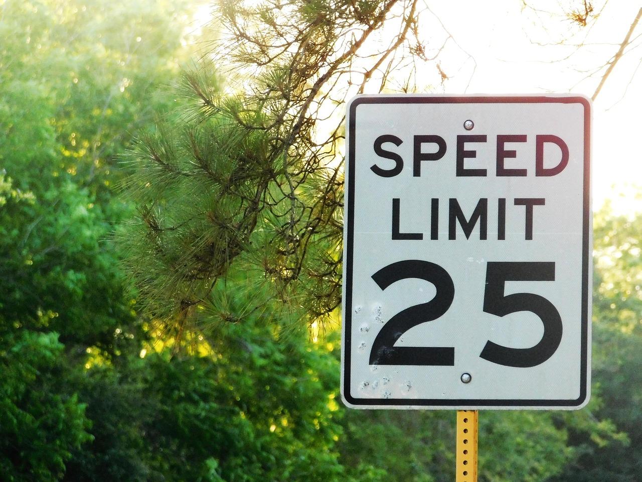 Michigan Speed Limits